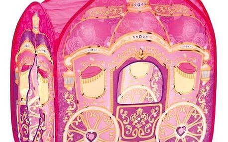 Stan dětský Bino - Kočár pro princezny + Doprava zdarma