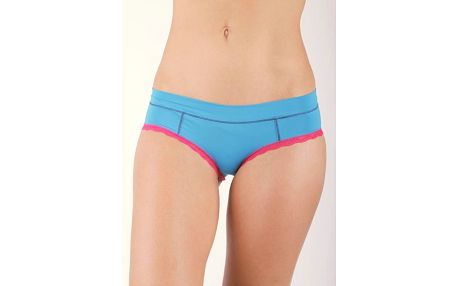 Kalhotky Diesel UFPN-CELEBRITI-TWOPACK Uw Panties 2 pack Modrá