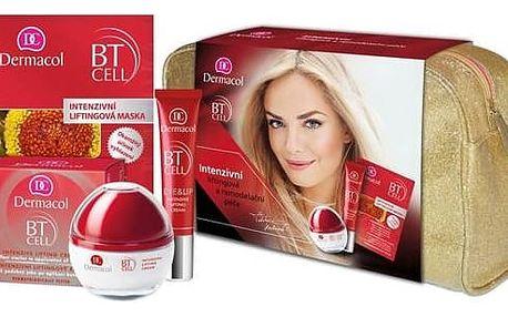 Dermacol BT Cell (intenzivní liftingový krém 50 ml + intenzivní liftingový krém na oči a rty 15 ml + intenzivní liftingová maska)