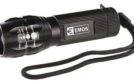 Svítilna EMOS OL-1302, ST-SG7381, FL73086 (OL-1302, ST-SG7381, FL73086) černá