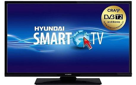 Televize Hyundai HLN 24TS470 černá + DOPRAVA ZDARMA
