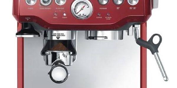 Espresso Catler ES 8013 červené + Doprava zdarma