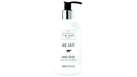 SCOTTISH FINE SOAPS Mléko na ruce AU LAIT, bílá barva