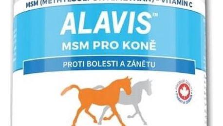Prášek Alavis MSM 600g pro koně s Vitaminem C + Doprava zdarma