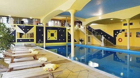 3–4denní wellness pobyt pro 2 se snídaní nebo polopenzí v TOP HOTELU Praha**** v Praze