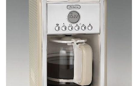 Kávovar Ariete Vintage ART 1342/03 krémový + DOPRAVA ZDARMA