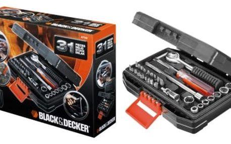 Black&Decker Sada nářadí A7142 31dílná