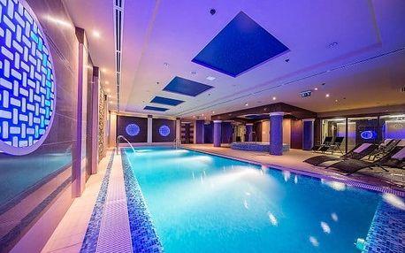 Luxusní pobyt ve 4* hotelu v Budapešti