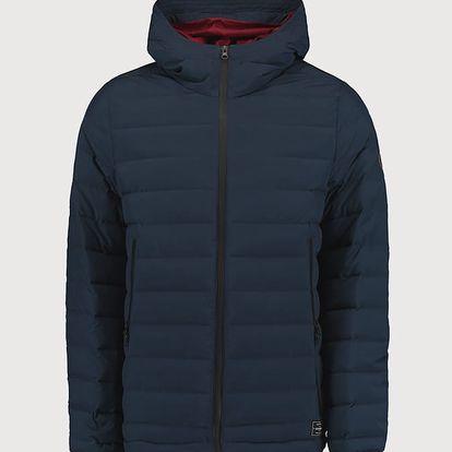 Bunda O´Neill AM Tube Weave Jacket Modrá