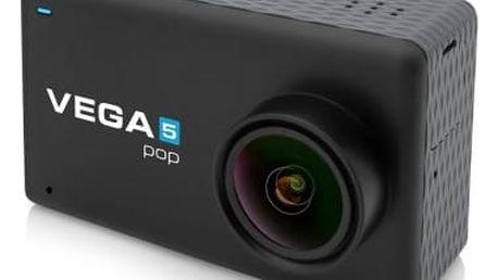 Akční kamera Niceboy VEGA 5 pop + dálkové ovládání + Niceboy dárky
