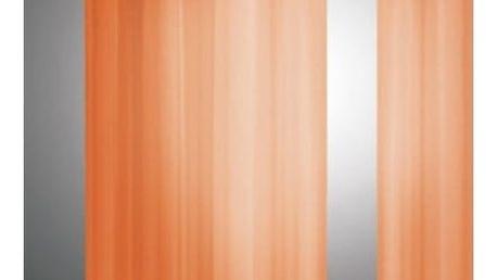 Albani Závěs David oranžová, 140 x 245 cm, sada 2 ks