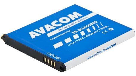 Baterie Avacom pro Samsung Galaxy Core Prime, Li-Ion 2000mAh (náhrada EB-BG360BBE) (GSSA-G360-2000)