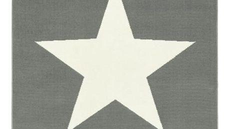 Koberec tkaný stern, 100/150 cm