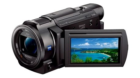 Videokamera Sony FDR-AX33B černá + DOPRAVA ZDARMA
