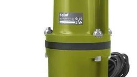 Čerpadlo hlubinné EXTOL CRAFT 414175 zelené + Doprava zdarma
