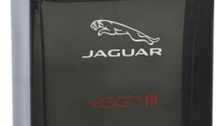 Jaguar Vision III 100 ml toaletní voda pro muže