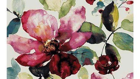 Koberec tkaný flower 1, 80/150 cm