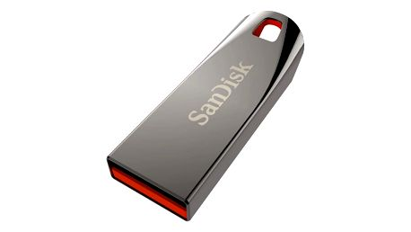 USB Flash Sandisk Force16GB (SDCZ71-016G-B35) kovový
