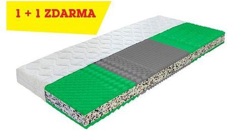 Matrace matteo aloe 1 + 1, 200/90 cm
