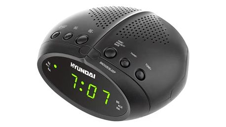 Radiobudík Hyundai RAC 213 G šedý