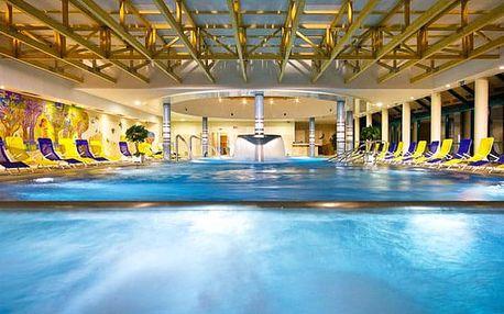 Hotel Alexander****, 4* hotel v lázních s nejčistším vzduchem na Slovensku