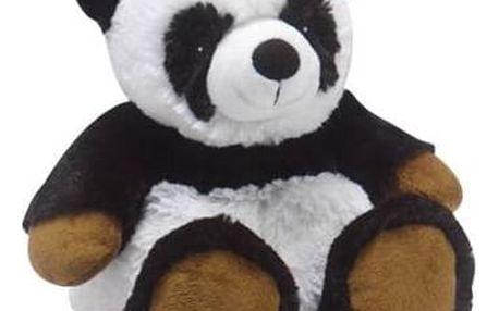 Plyšová hračka Albi Hřejivá panda