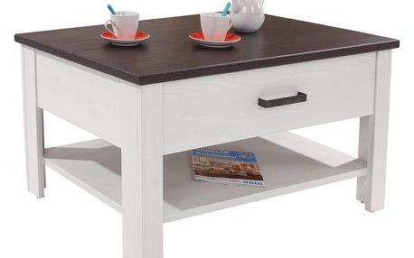 Konferenční stolek provence, 105/70/50,5 cm