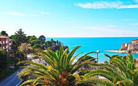 Hotel Mediteran***, Objevte jižní část Černé Hory a starobylou Ulcinj