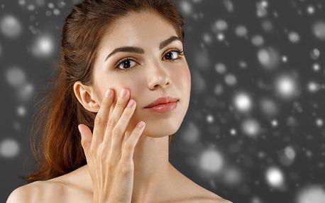 Kompletní kosmetické ošetření pleti + denní líčení