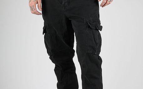 Kalhoty Superdry CORE CARGO LITE PANT Černá