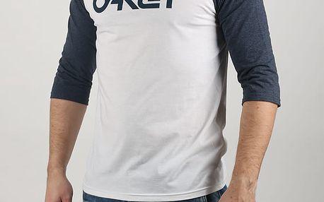 Tričko Oakley 50-Mark Ii Rgln White Bílá