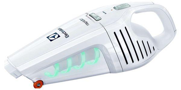 Akumulátorový vysavač Electrolux Rapido ZB5003W bílý3