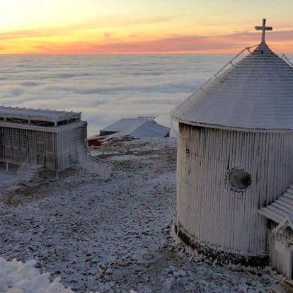 Pohodový pobyt ve Špindlu s polopenzí a saunou