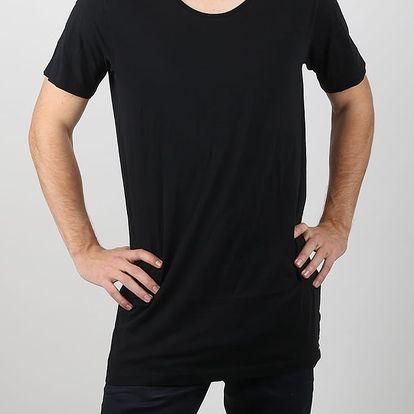 Tričko Diesel T-Marcuso Maglietta Černá