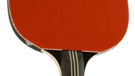 Pálka na stolní tenis Adidas AGF-10434 Club II černá/červená