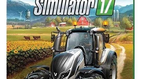 Hra GIANTS software Xbox One Farming Simulator 17 (3512899116696)