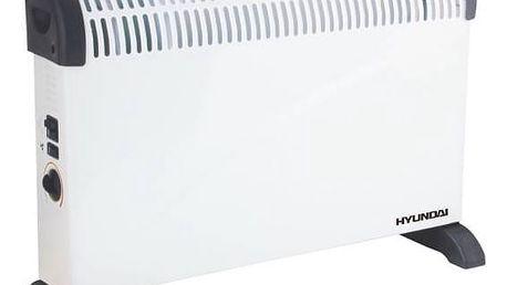 Teplovzdušný konvektor Hyundai CON 100 bílý + Doprava zdarma