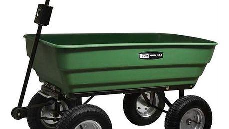 Vozík přepravní Güde GGW 300 zelený + Doprava zdarma