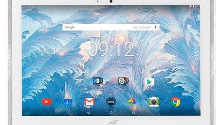 Dotykový tablet Acer One 10 FHD (B3-A40FHD-K52Y) (NT.LE2EE.001) bílý Software F-Secure SAFE, 3 zařízení / 6 měsíců v hodnotě 979 Kč + DOPRAVA ZDARMA