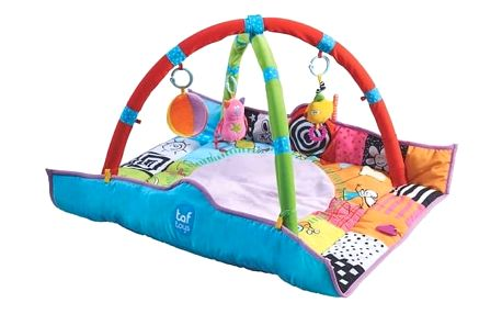 Hrací deka s hrazdou Taf toys pro novorozence + Doprava zdarma