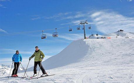 Hotel Cervo, Bormio - 5denní lyžařský balíček se skipasem a dopravou v ceně, Alta Valtellina, Itálie, autobusem, polopenze