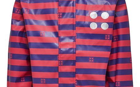 Dívčí bunda do deště LEGO® Wear JAMAICA 102 Růžová 116