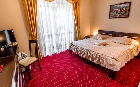 Výborně hodnocený hotel EUROPA v Liptovském Mikuláši