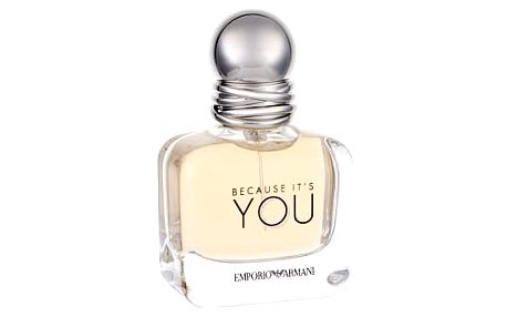Giorgio Armani Emporio Armani Because It´s You 30 ml EDP W