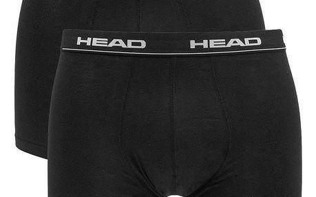 Pánské boxerky HEAD black L