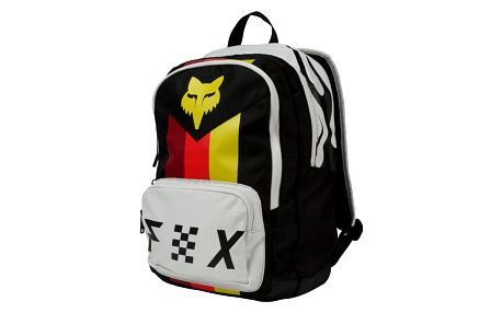 Batoh Fox Rodka Lock Up black 25l