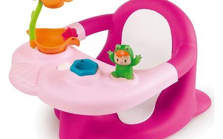 SMOBY Cotoons sedátko do vany, růžové