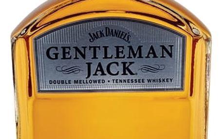 Whisky Jack Daniels Gentleman Jack 0,7l 40%
