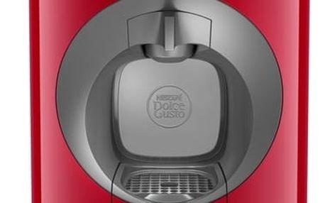 Espresso Krups NESCAFÉ® Dolce Gusto™ Oblo KP110531 červené