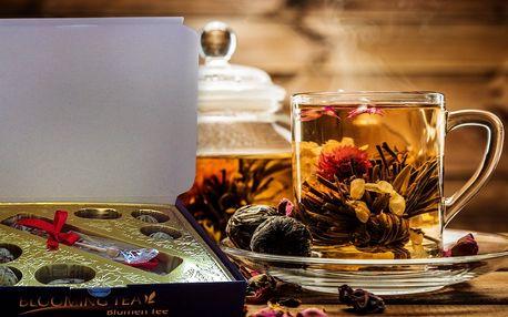 """Kolekce kvetoucích čajů """"Blooming tea"""""""